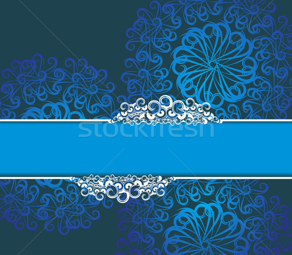 pattern banners Stock photo © redshinestudio