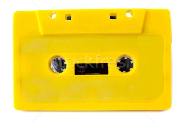 Yellow tape Stock photo © remik44992