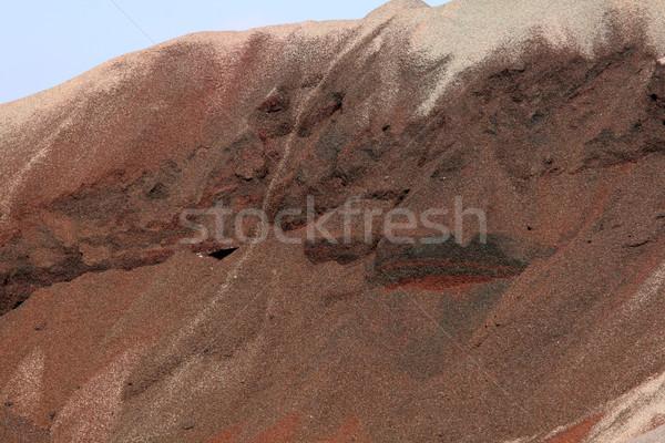 Ballast rocks Stock photo © remik44992