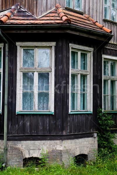 Old house Stock photo © remik44992
