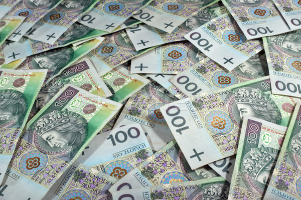 Polish money Stock photo © remik44992