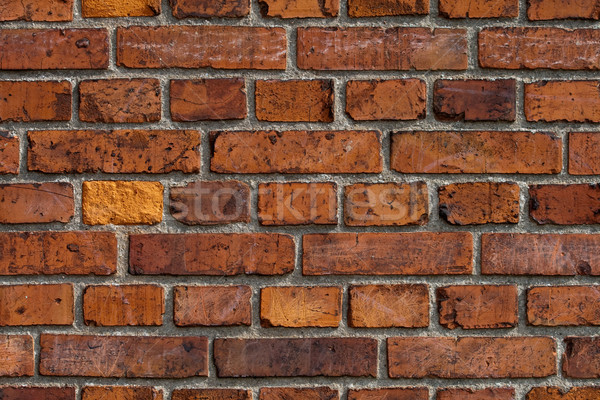 Red brick wall Stock photo © remik44992