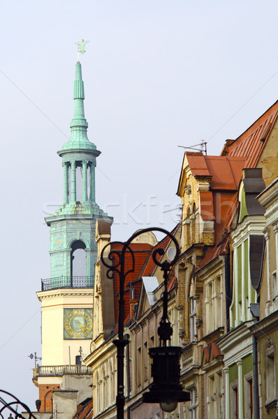 Old town Stock photo © remik44992