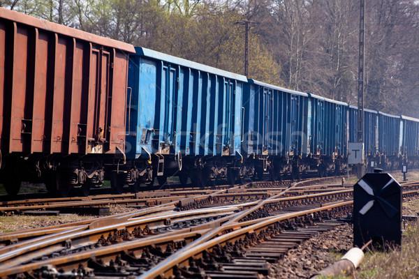 Freight transportation Stock photo © remik44992