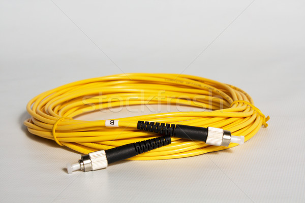 fiber optic cable Stock photo © restyler