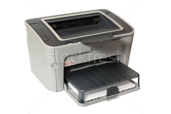 office laser printer Stock photo © restyler