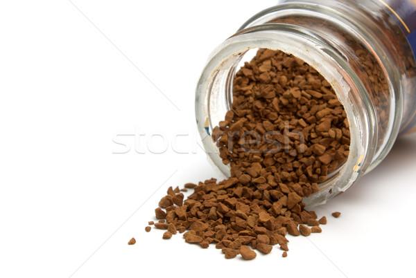coffee granules Stock photo © restyler