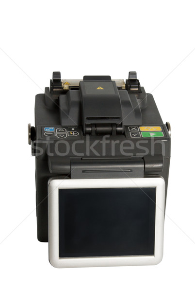 fusion  splicer Stock photo © restyler