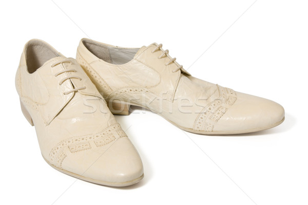 man's shoes Stock photo © restyler