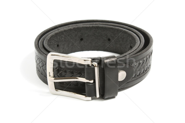 belt leather Stock photo © restyler