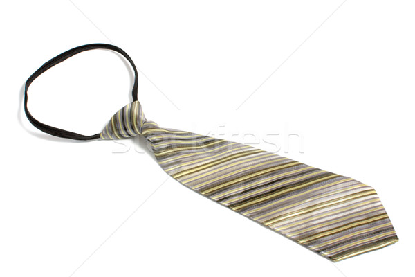 Necktie on White Stock photo © restyler