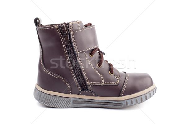 Children's boot Stock photo © restyler