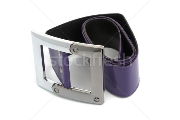 buckle belt Stock photo © restyler