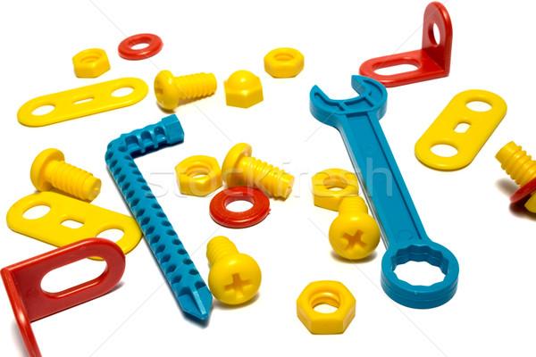 Children's set for designing Stock photo © restyler