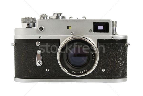 Old Camera Stock photo © restyler