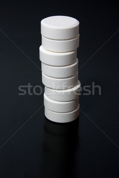 white tablets Stock photo © restyler