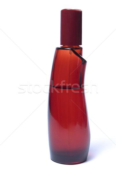 香り ボトル ガラス 液体 座って ストックフォト © restyler