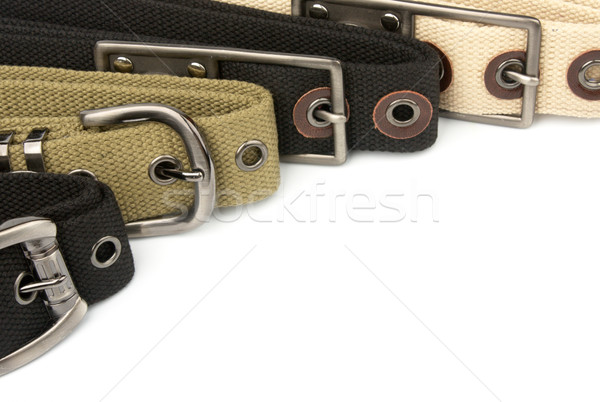 buckle belt background Stock photo © restyler