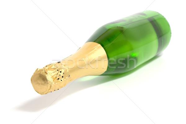 Champagne Bottle Stock photo © restyler