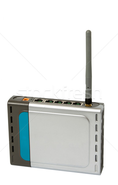 wireless adsl router Stock photo © restyler