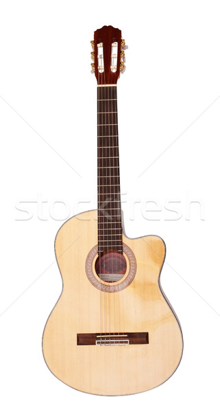 Classic Guitar Stock photo © restyler