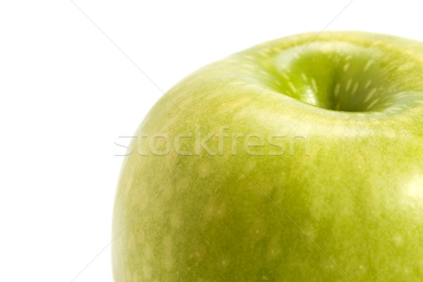 apple close up on top Stock photo © restyler