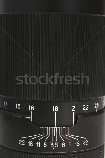 Old Objective backgtound Stock photo © restyler