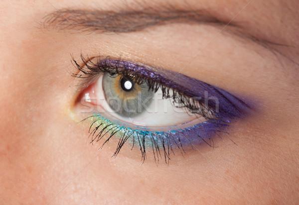 beauty eye Stock photo © restyler