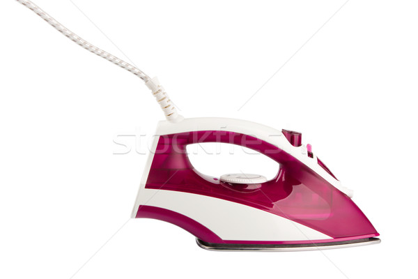 Electric iron Stock photo © restyler