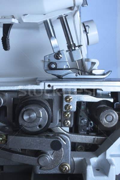 sewing machine Stock photo © restyler