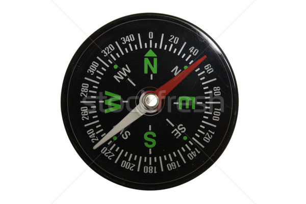 Traditional compass Stock photo © restyler