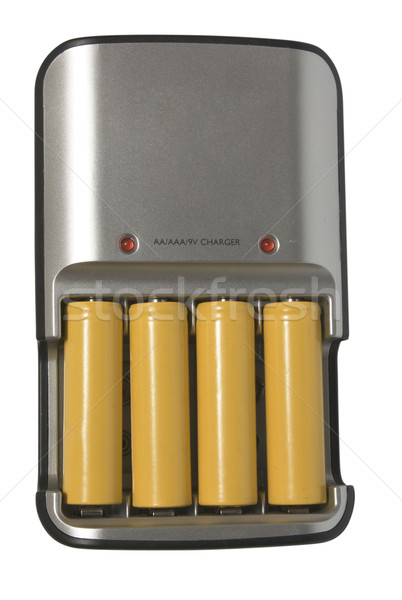 battery charger Stock photo © restyler