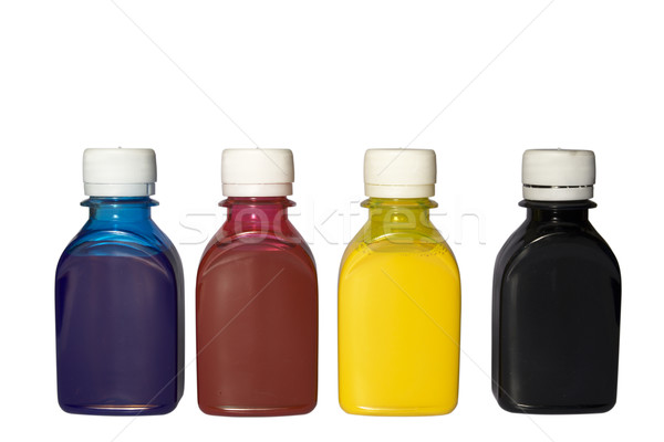 printer ink Stock photo © restyler