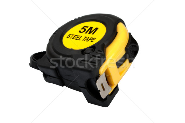 Extended retractable Tape Measure Stock photo © restyler