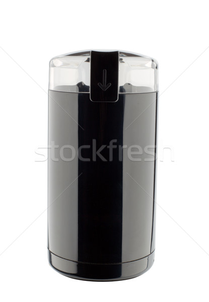 electric coffee grinder Stock photo © restyler