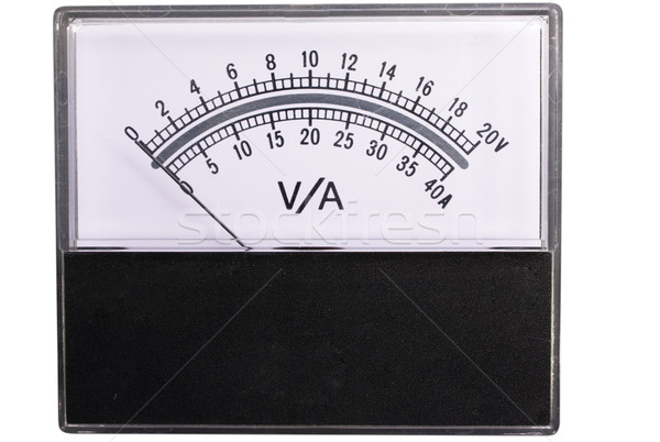 measuring device with an arrow Stock photo © restyler