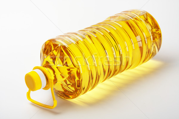 ボトル ひまわり油 白 表 食品 太陽 ストックフォト © restyler