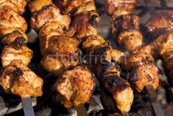 kebab Stock photo © restyler