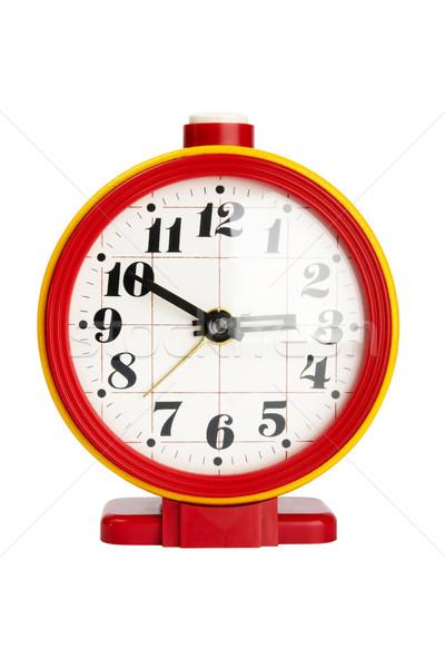 alarm clock Stock photo © restyler