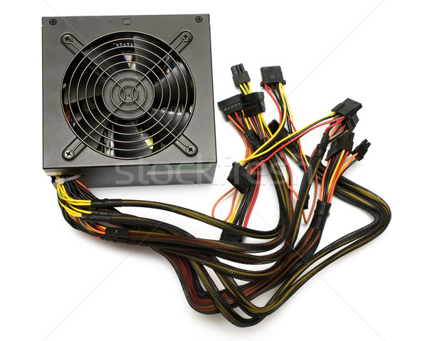 computer power supply unit Stock photo © restyler