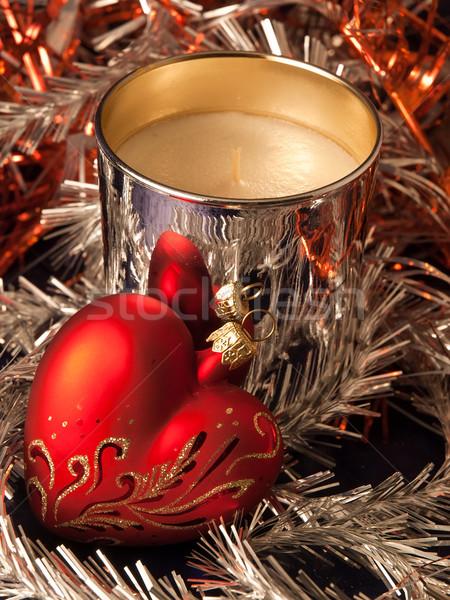 Natale decorazione capodanno decorazioni giocattolo Foto d'archivio © reticent
