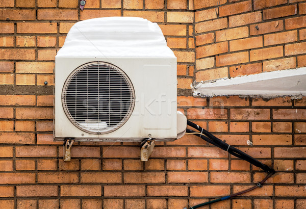 air conditioning in winter Stock photo © reticent