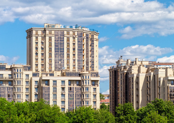 residential building Stock photo © reticent