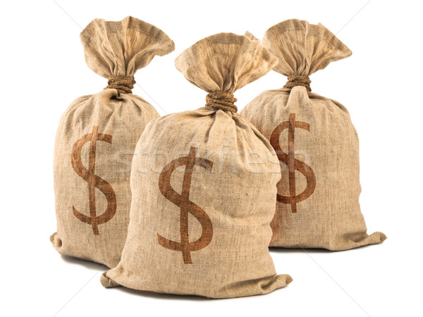 Money Bags Stock photo © reticent