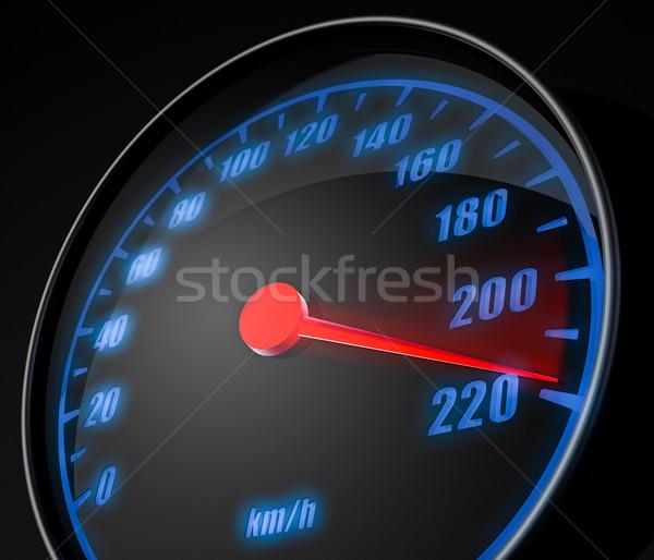 speedometer Stock photo © reticent