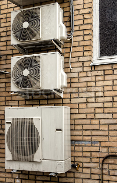 Air conditioners Stock photo © reticent