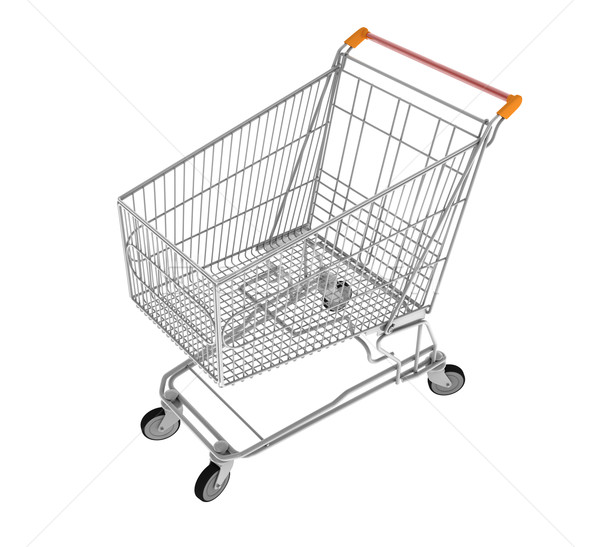 Shopping Cart Stock photo © reticent