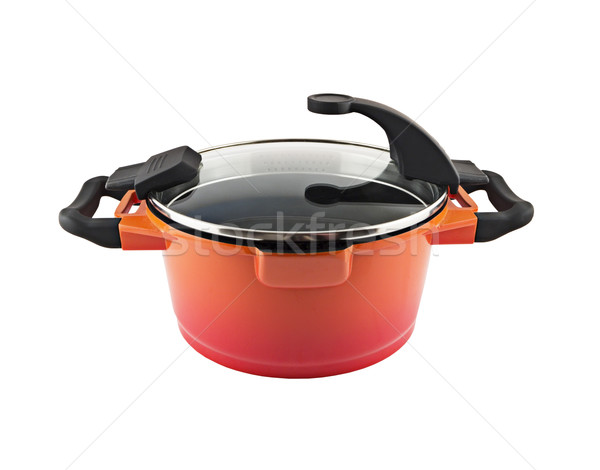 Saucepan Stock photo © reticent