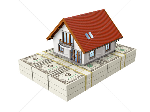 real estate Stock photo © reticent