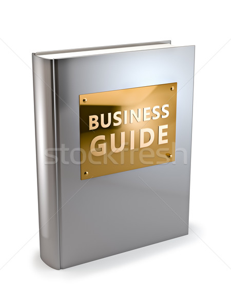 Business Guide Stock photo © reticent